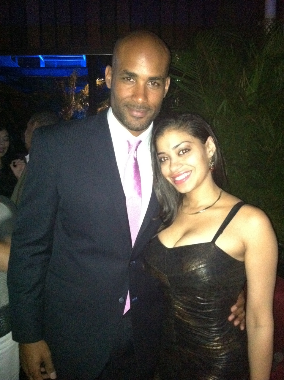 Actor, Boris Kodjoe