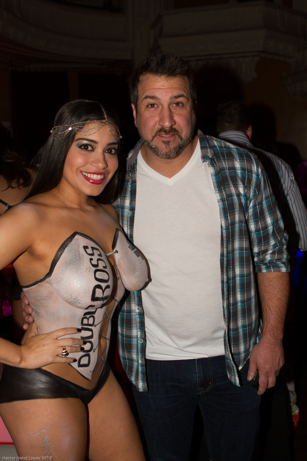 Singer, Dancer, Actor: Joey Fatone