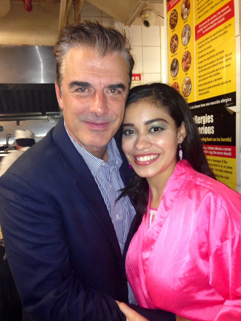 Actor,  Chris Noth