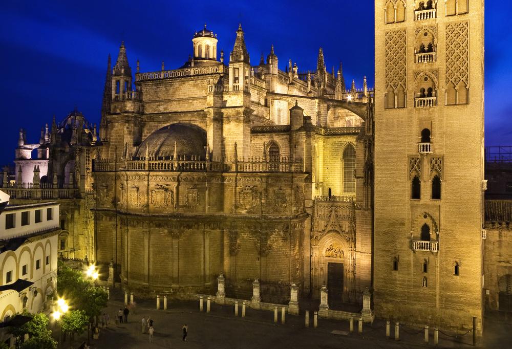cathedral de santa maría de la sede, sevilla