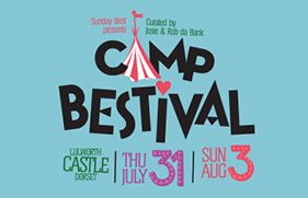 Bach to Baby at Camp Bestival!