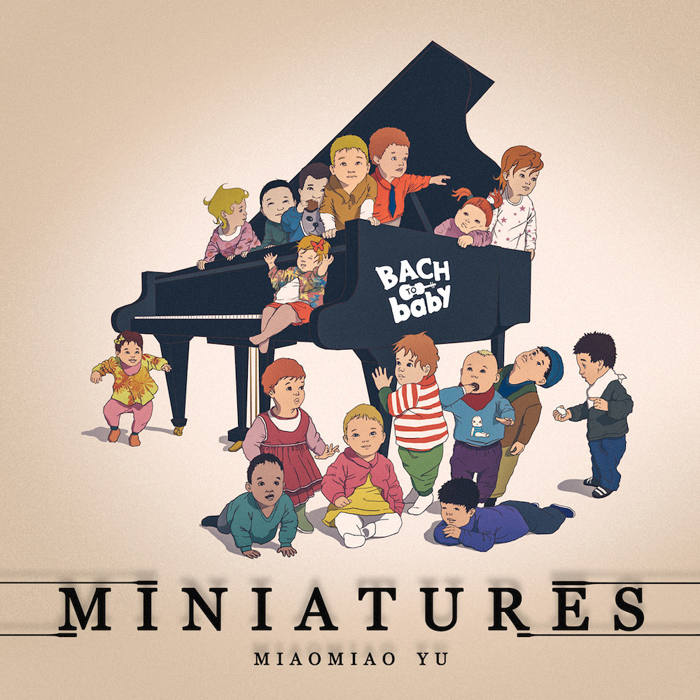 Bach to Baby - Miniatures CD