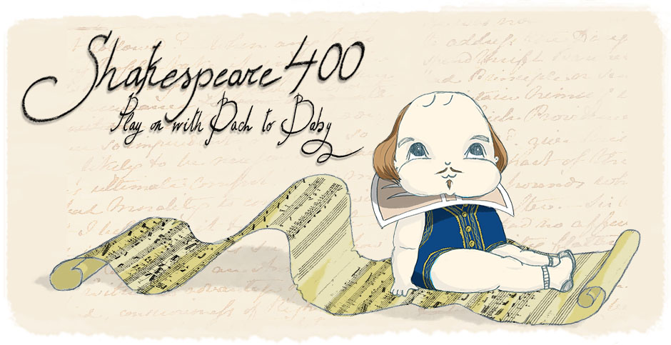 Bach to Baby - Shakespeare 400 Concerts
