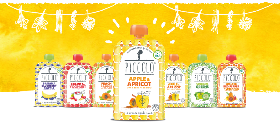 Piccolo - organic baby food