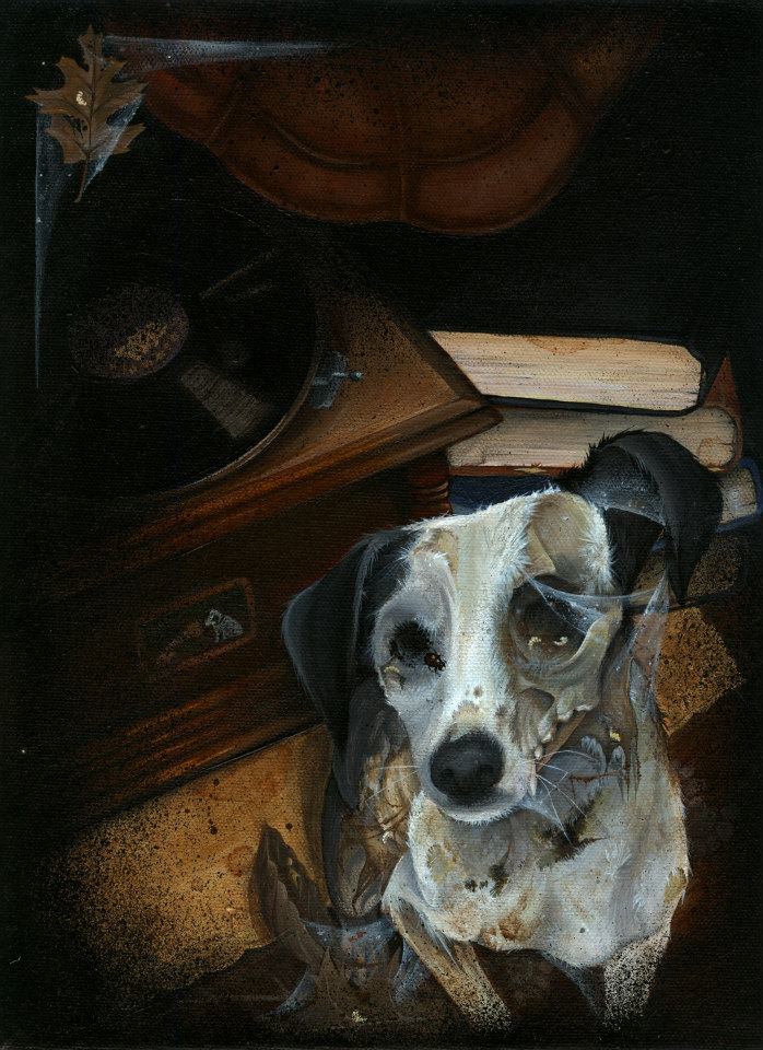 His Master's Voice/VignetteNoir