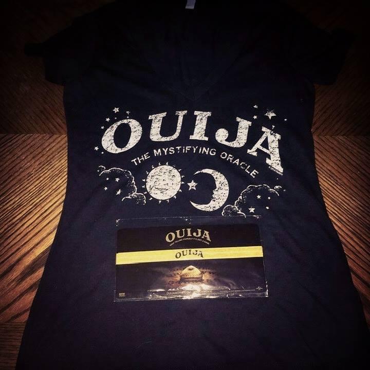 OUIJA T-Shirt & Headband