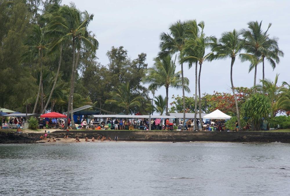 Motu Ola alive with the Aloha Kanaloa Cultural Festival 2014!