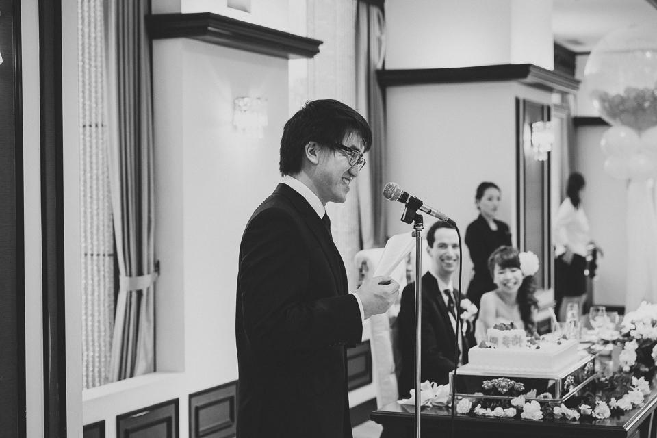 Japanese Western Wedding Photography