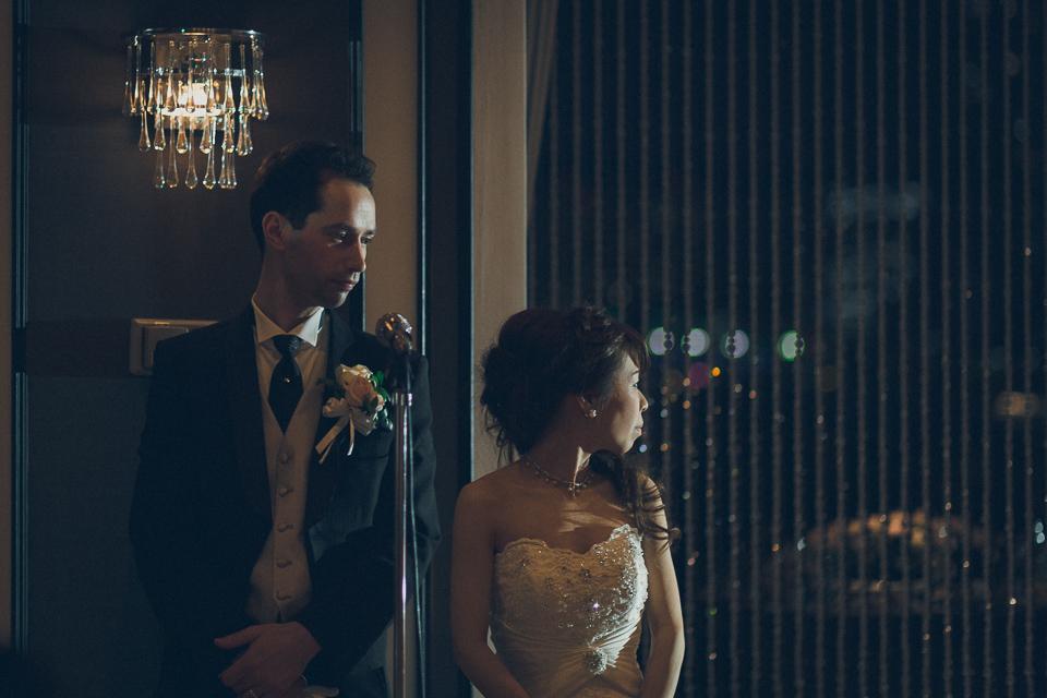 Fine-art wedding photography