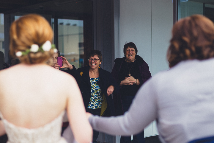 The Dowse Art Museum Wedding Photography