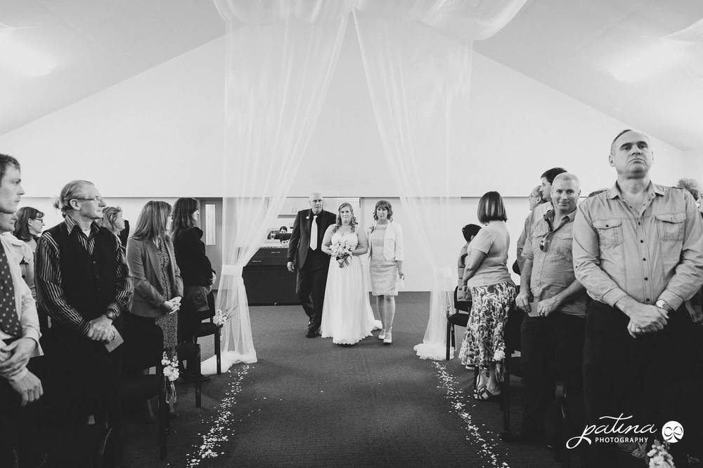 family church wedding