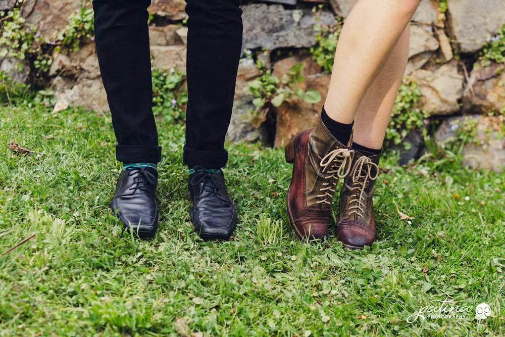 Super cool vintage boots