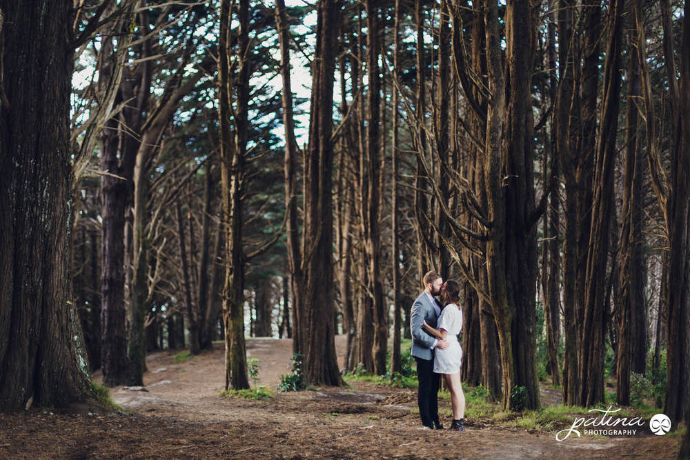 Wellington forest couple photographs
