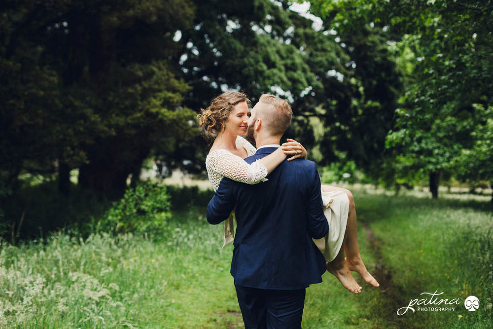 whimsical and spontaneous wedding photography