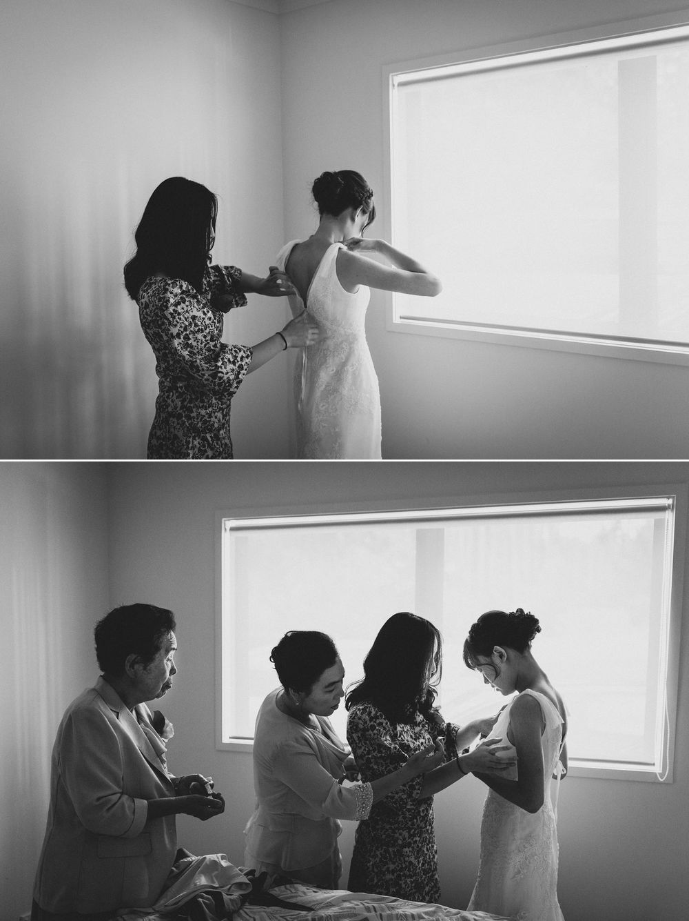 Korean Wedding, 3 Generations