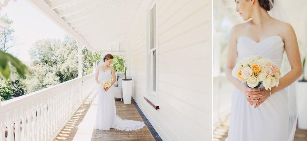 Beautiful Bride at Ormlie Lodge