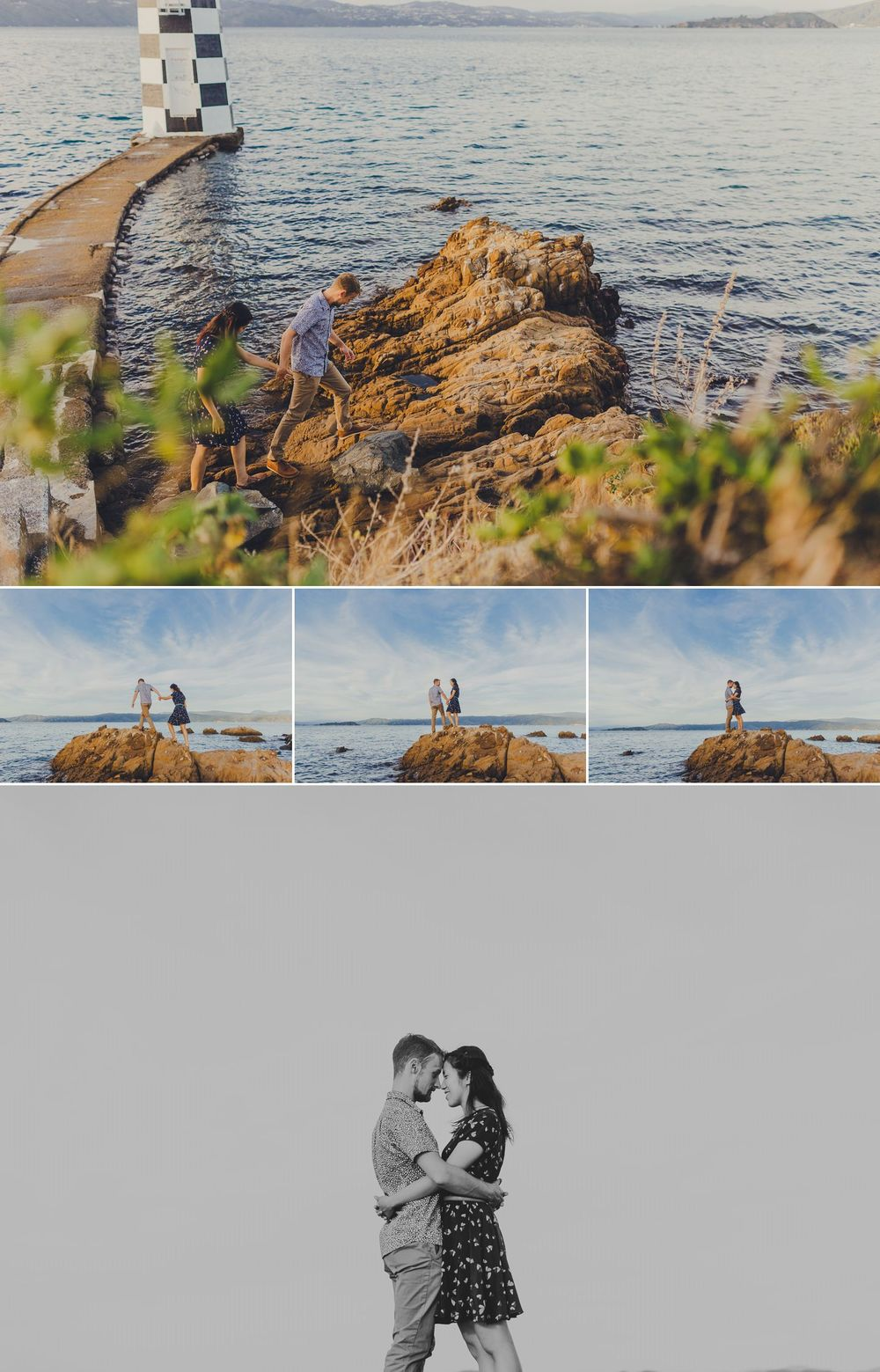 E-shoot coastal adventure New Zealand