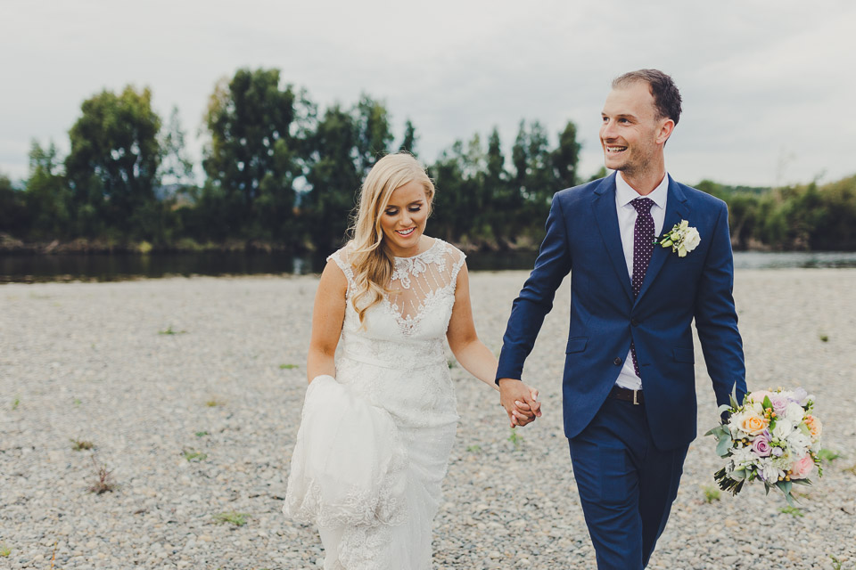 Wairarapa River Wedding Photos