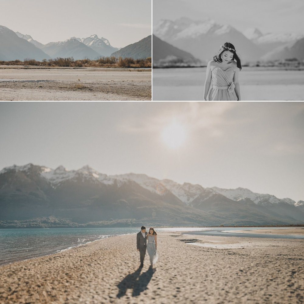 Glenorchy Pre Wedding Photography