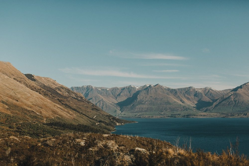 Queenstown scenery