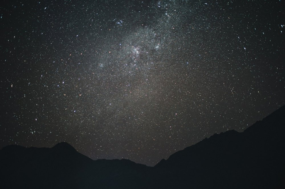 Night photos in Queenstown