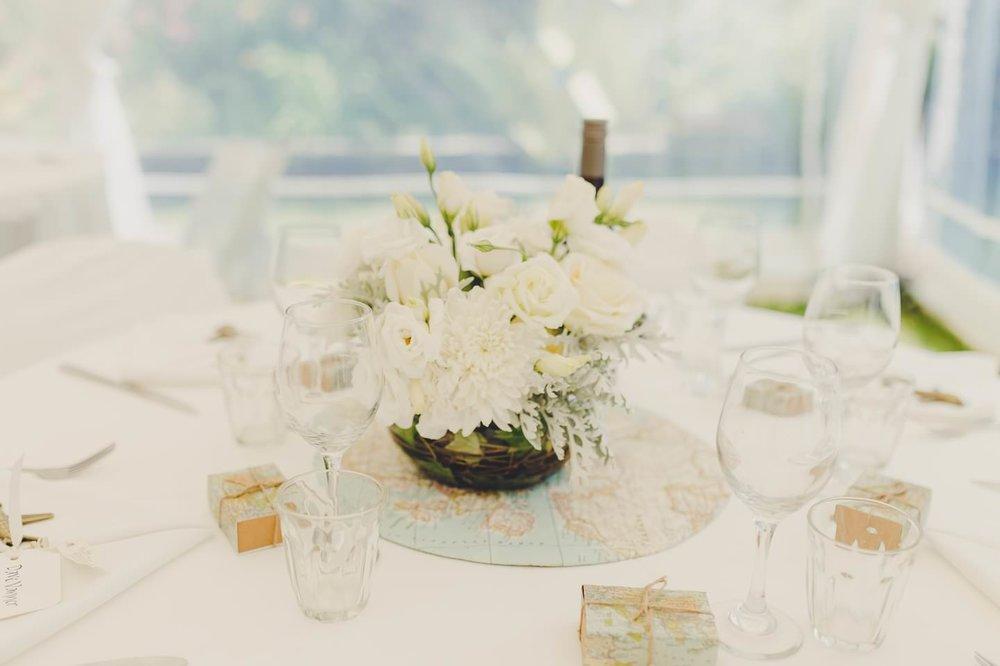 Travel Theme wedding New Zealand