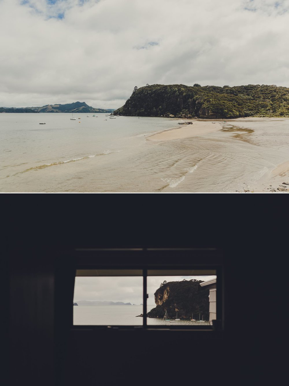 Flaxmill Bay Coromandel