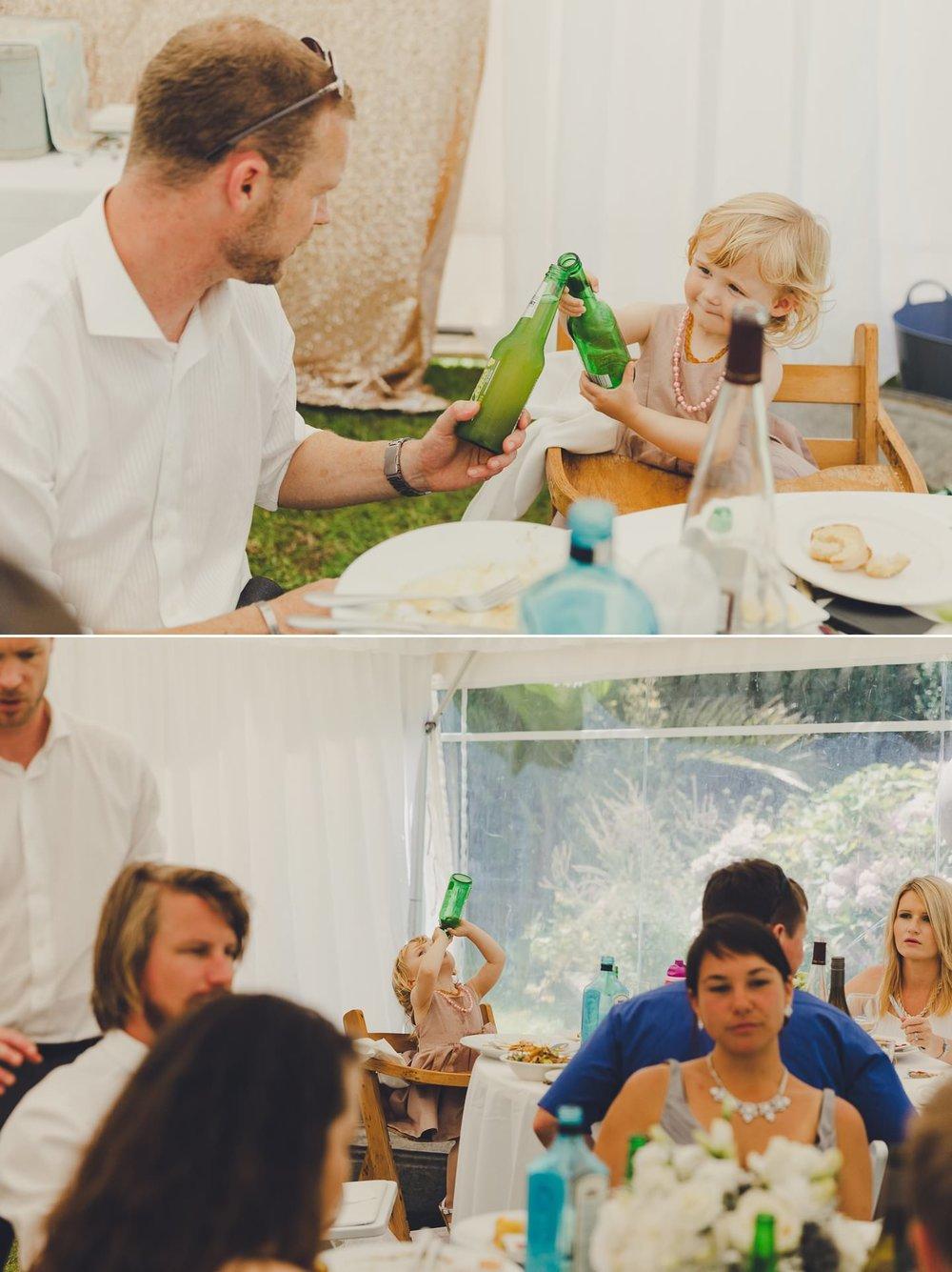 New Zealand Documentary wedding photographer