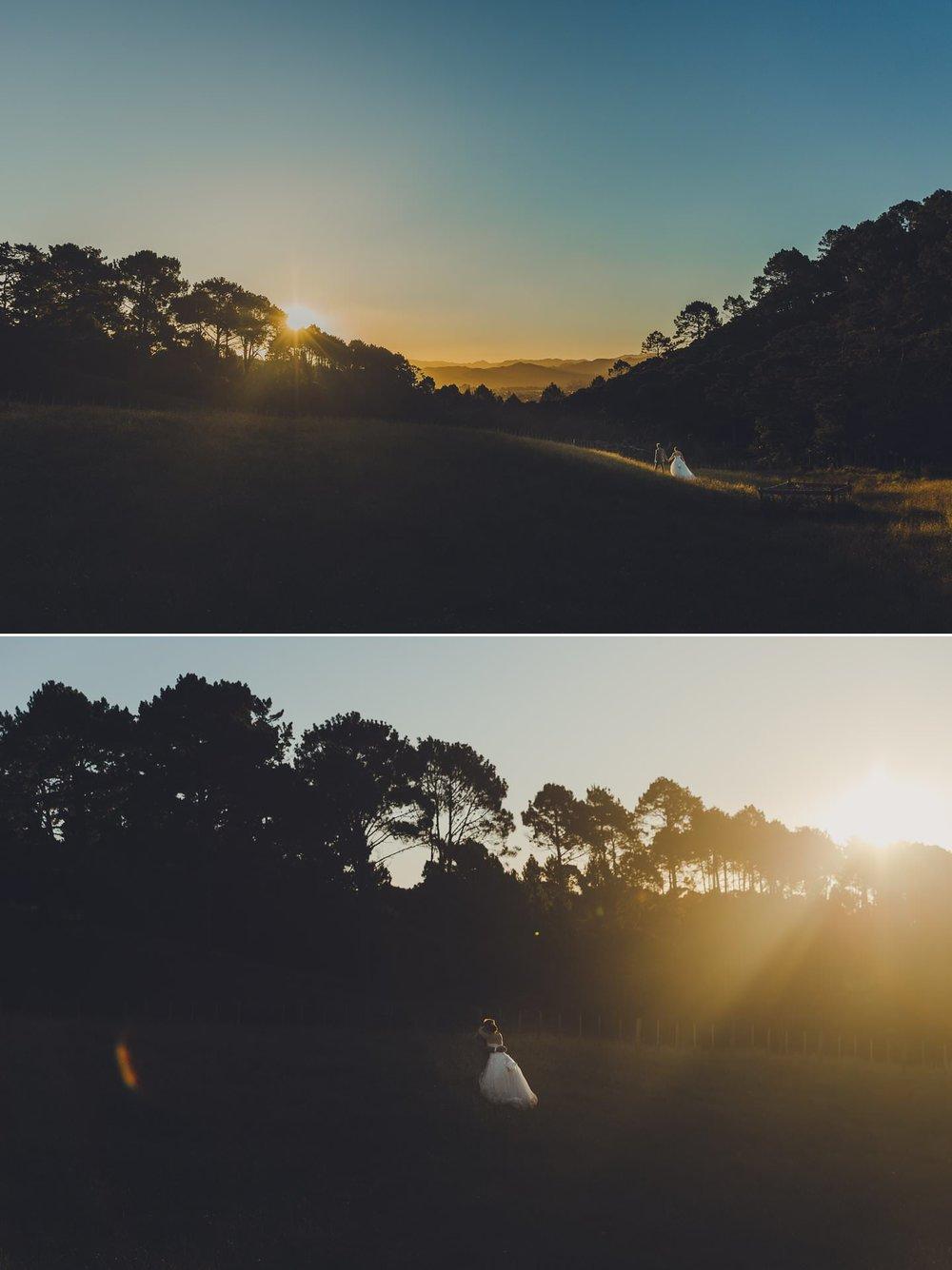 Couple photos in Coromandel New Zealand