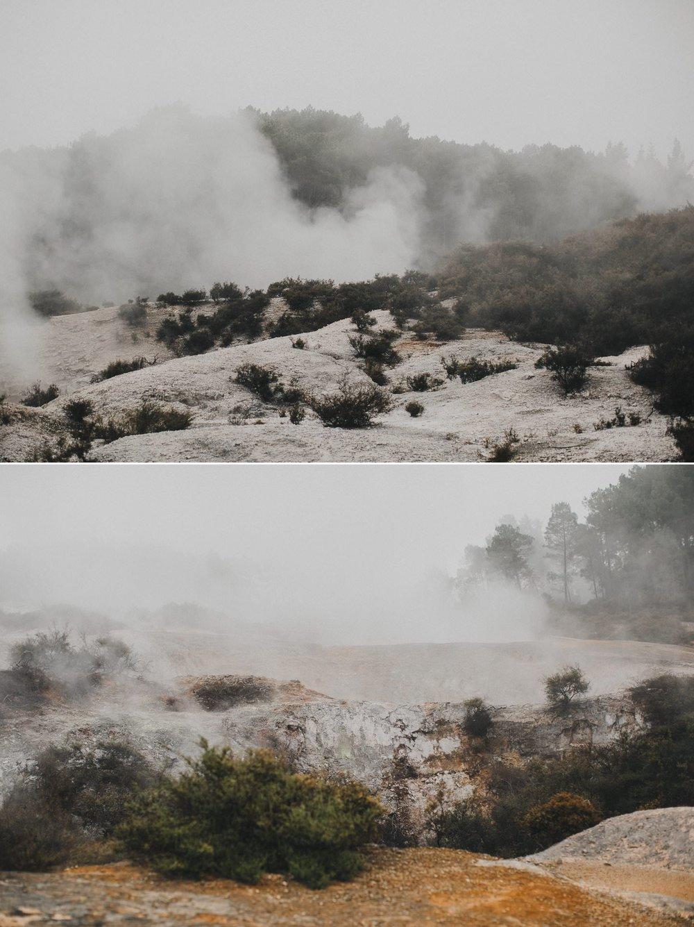 Wai O Tapu Thermal Wonderland Rotorua New Zealand