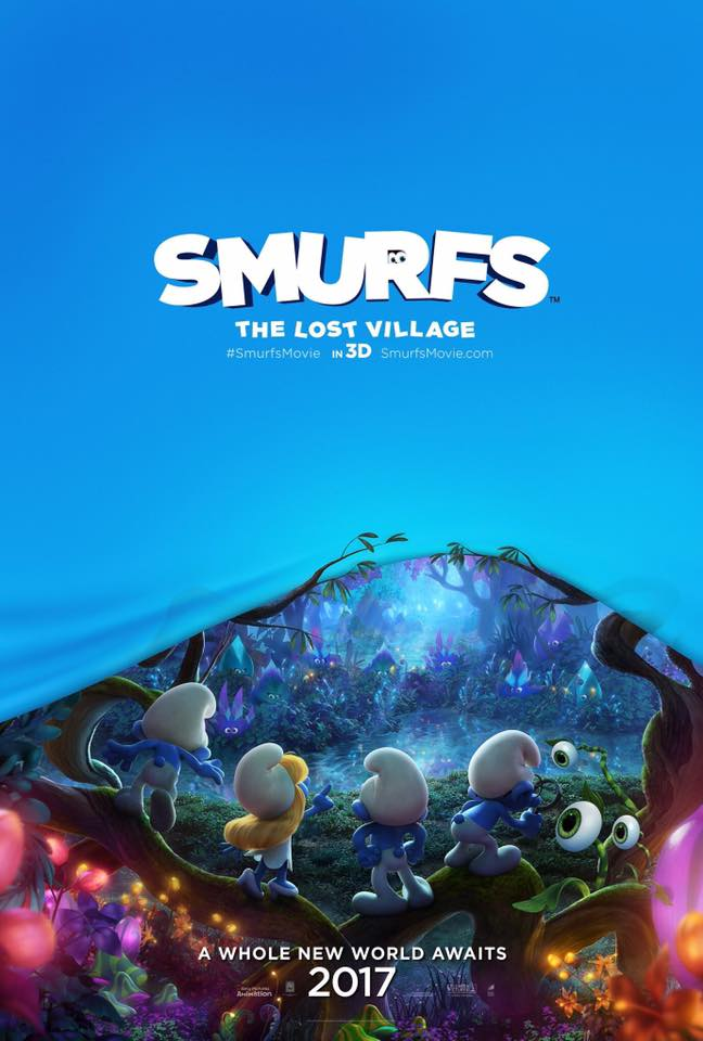 SMURFS The Lost Village - 2017