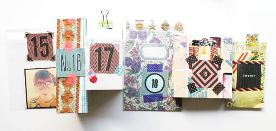 "hello sandwich : use the"" year long saved"" collection of scraps."