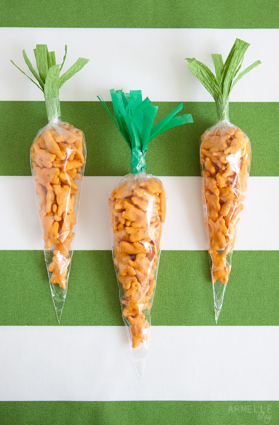 Carrot Snack Bag : Armelle Blog