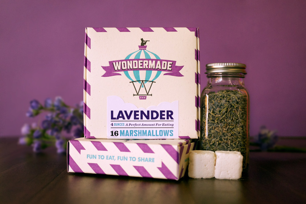 Lavender! Soothing and sweet!