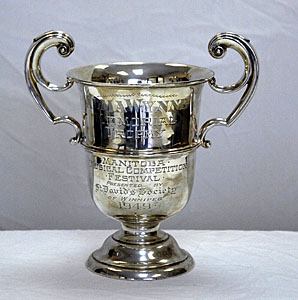 Alma Wynne Memorial Trophy