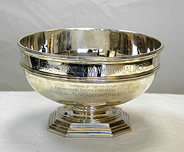 Beryl Ferguson Memorial Trophy
