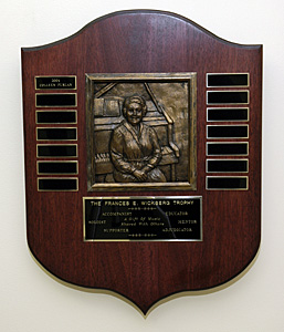 Frances E. Wickberg Trophy
