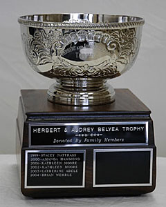 Herbert and Audrey Belyea Trophy