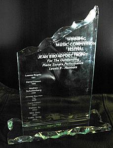 Jean Broadfoot Trophy