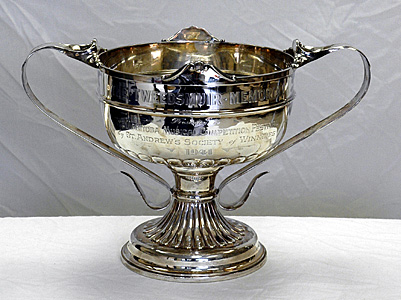 Lord Tweedsmuir Memorial Trophy