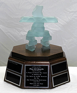 Play All Awards Trophy