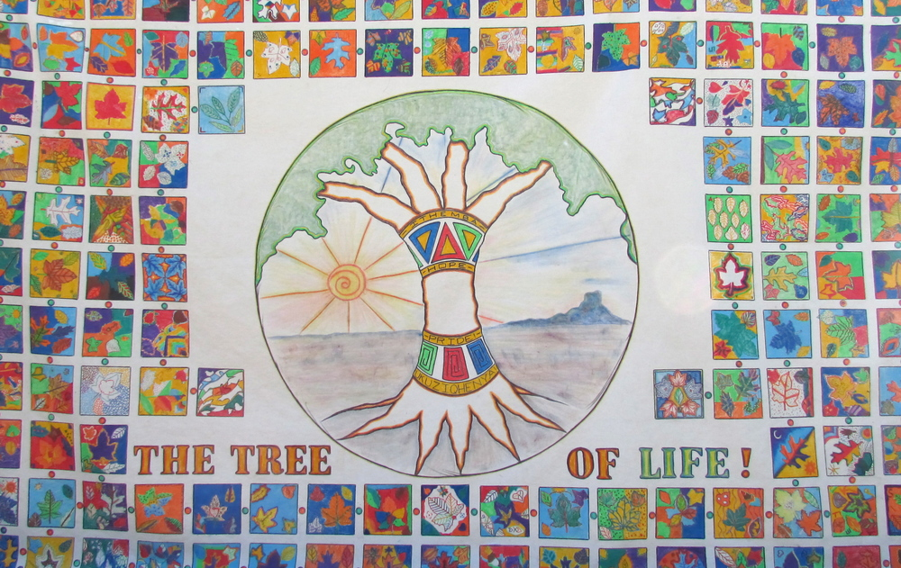 THE TREE OF LIFE ARTS CAMP - ISIHLAHLA SEMPILO