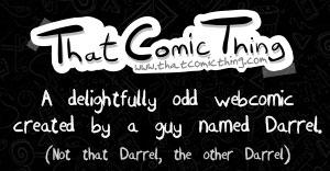 That Comic Thing