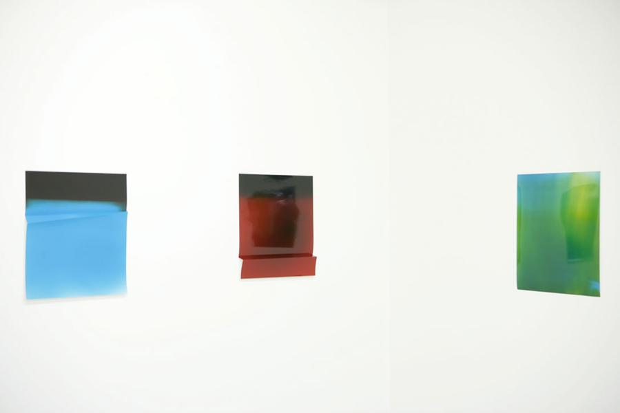 Wolfgang Tillmans -   Studio views, 2006