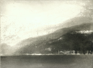 Bowness in Windermere by Norman Ackroyd I discovered Norman Ackroyd's work recently by looking up instead of down on my commute. He produced a beautiful series of etchings that are displayed as steel panels on the side of an office block in Stratton Street, London.