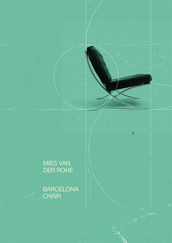 Miles Van Der Rohe - Barcelona Chair