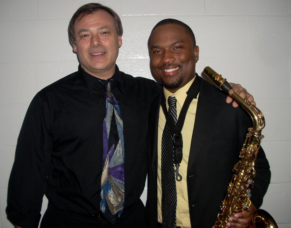 Dr. Stambler and Andre 00.JPG