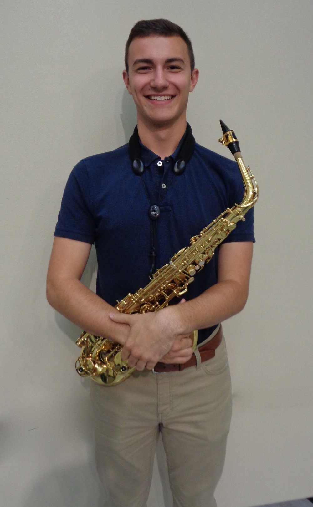 Jacob bernat,  Music Education newmanstown, PA