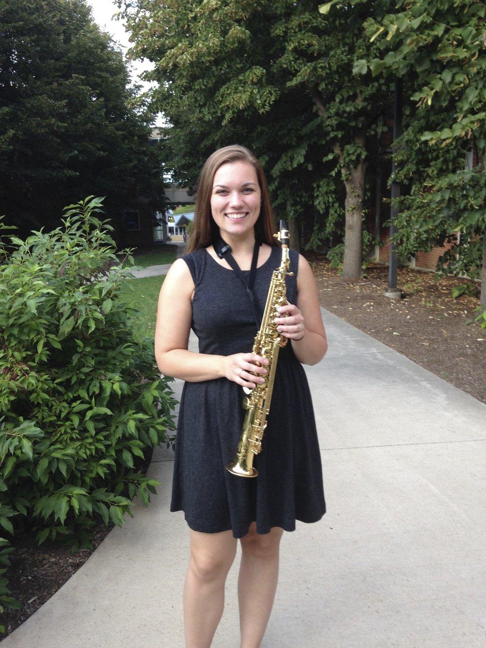 Kelsey melvin, performance  ithaca, ny