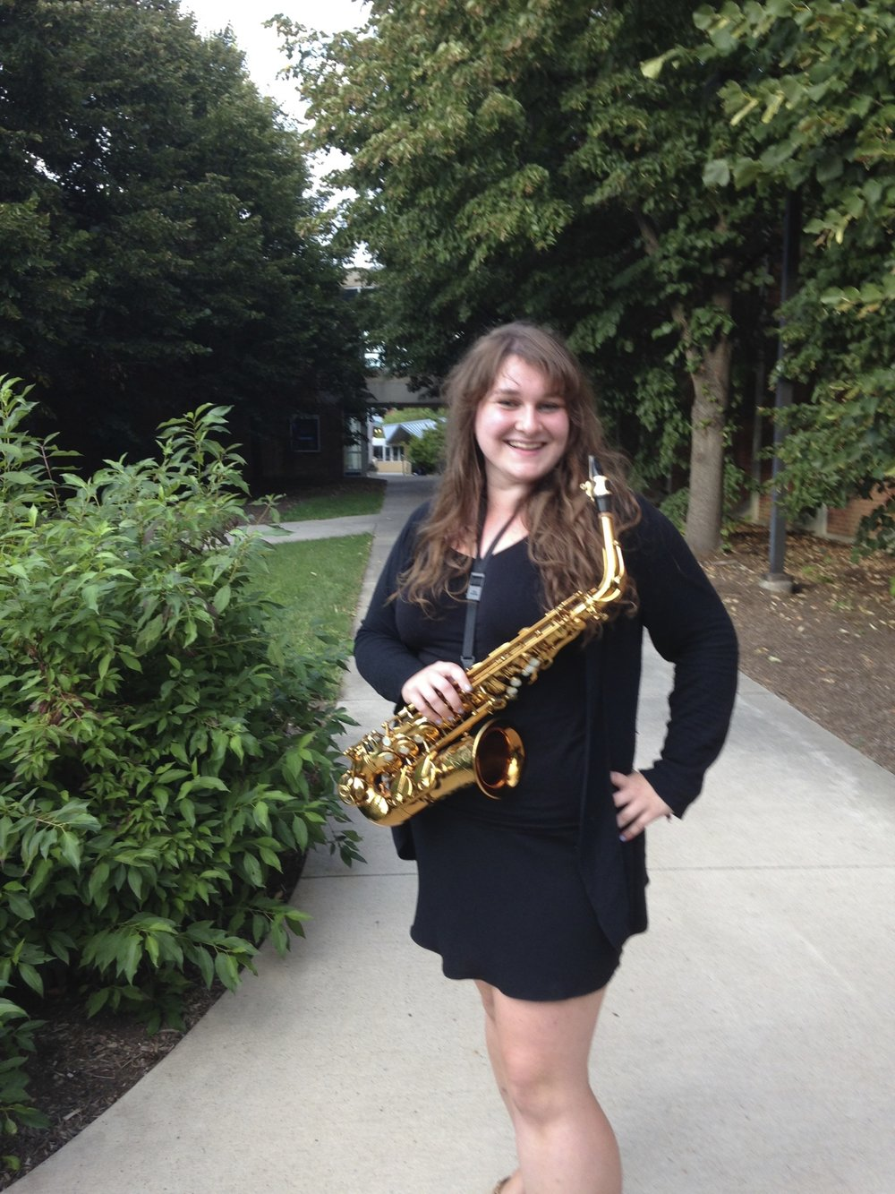 emily pfeifer, psychology/music minor  potomic, md